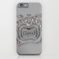 iPhone & iPod Case featuring Gluttony by Alex Solis