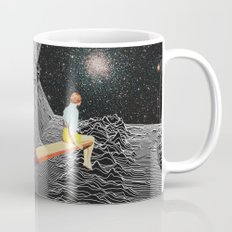 unknown pleasures to Infinity Mug