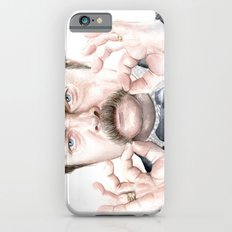Swanson Mustache iPhone 6 Slim Case