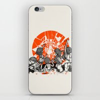 We'll help you rise again iPhone & iPod Skin