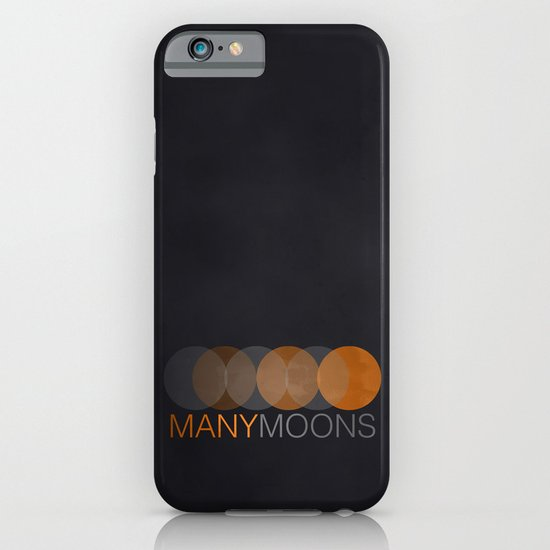 ManyMoons iPhone & iPod Case