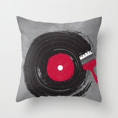 Art of Music Throw Pillow