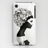 Marianna iPhone (3g, 3gs) Slim Case