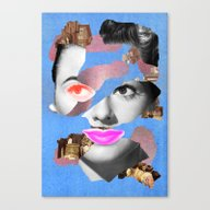 Bad Results Canvas Print
