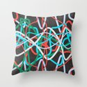 Giggi Knox Throw Pillow