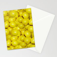 When life gives you lemons, make a pattern Stationery Cards