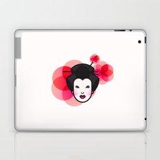 Geisha Icon Laptop & iPad Skin