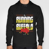 The Running Buffalo Hoody