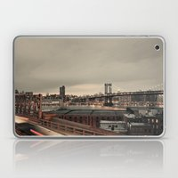 The City Never Sleeps:: … Laptop & iPad Skin