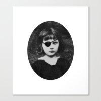 Marcelle Canvas Print