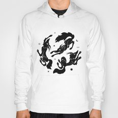 Dancing wolves Hoody