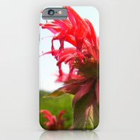 Spiked Red Flower iPhone 6 Slim Case