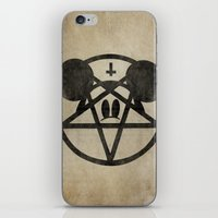 Whoreship iPhone & iPod Skin