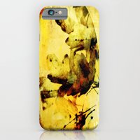 iPhone & iPod Case featuring Burned colors by Anna Brunk