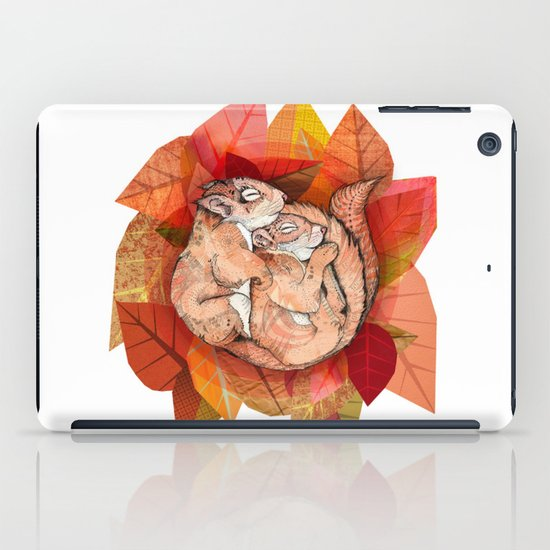 Squirrel Spoon iPad Case