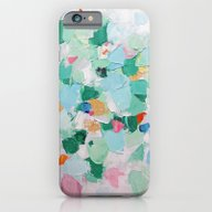 iPhone & iPod Case featuring Tropical Dance (rectangl… by Ann Marie Coolick