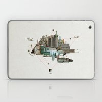 Collage City Mix 2 Laptop & iPad Skin