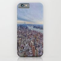 iPhone & iPod Case featuring The Big Apple by Christine Workman