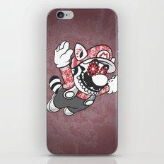 Sugarskull Mario /fly iPhone & iPod Skin