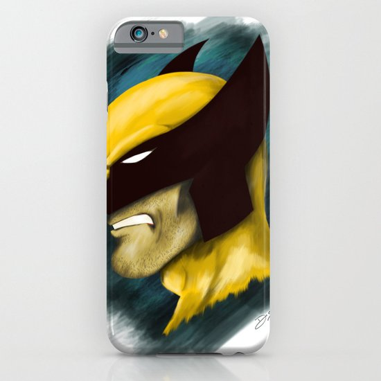 Wolverine iPhone & iPod Case