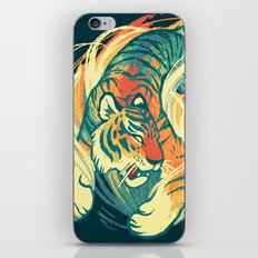 Astral Tiger iPhone & iPod Skin