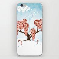 Magic Candy Tree - V3 iPhone & iPod Skin