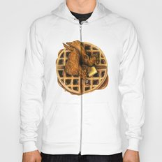 Chicken and Waffles Hoody