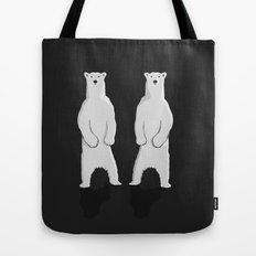 BIPOLAR BEAR Tote Bag