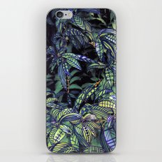leaves evolved 4 iPhone & iPod Skin