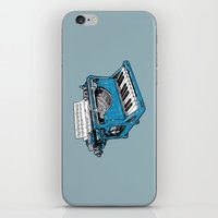 The Composition - Original Colors. iPhone & iPod Skin