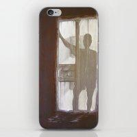 Shadowman iPhone & iPod Skin
