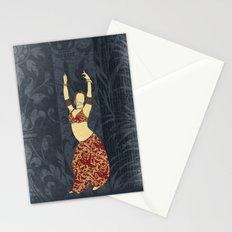 Belly dancer 17 Stationery Cards