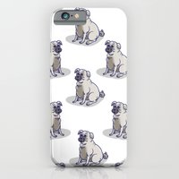 Pugs In A Rug iPhone 6 Slim Case