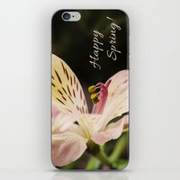 Happy Spring! 2 iPhone & iPod Skin