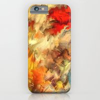 iPhone Cases featuring Hannibal Crossing the Alps by rafi talby by Rafi Talby - Painter
