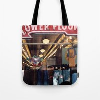 Which way is Up?... Tote Bag