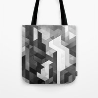 scope 2 (monochrome series) Tote Bag