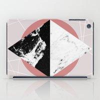 Geometric Textures 3 iPad Case
