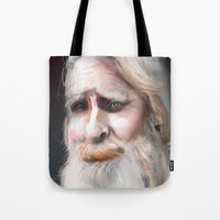 The Sad Captain Tote Bag