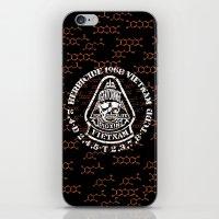 Agent Orange iPhone & iPod Skin