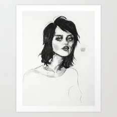Sky no.7 Art Print