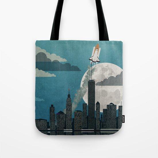 Rocket City Tote Bag