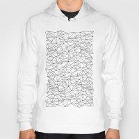 Geometric Wire Hoody