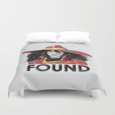 Found Duvet Cover
