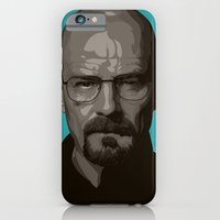 iPhone & iPod Case featuring Breaking Bad  by Ciaran Monaghan Art