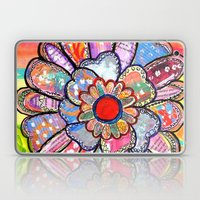 Florem Terrae Bright Laptop & iPad Skin