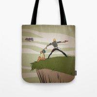 A Daring Escape Tote Bag