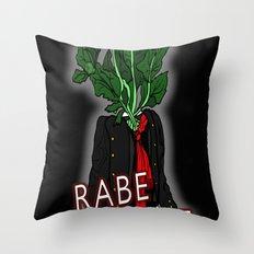 Rabe Zombie Throw Pillow