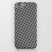 BLACK DOT iPhone 6 Slim Case