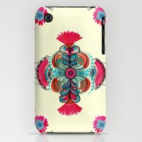 iPhone Cases featuring Explosion by Guanabana